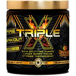 Предтренировочный комплекс TRIPLE X (GOLD STAR) 50 порций